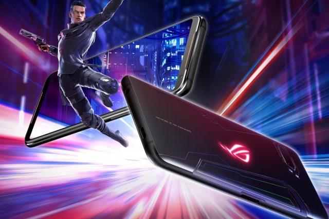 Asus Rog Phone 2 Resmi Rilis Di Indonesia ,Produk Asus Rog Phone 2 Laris Manis Di Indonesia