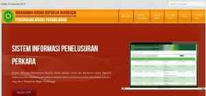 Hacker Retas Situs Pengadilan Negeri Purbalingga