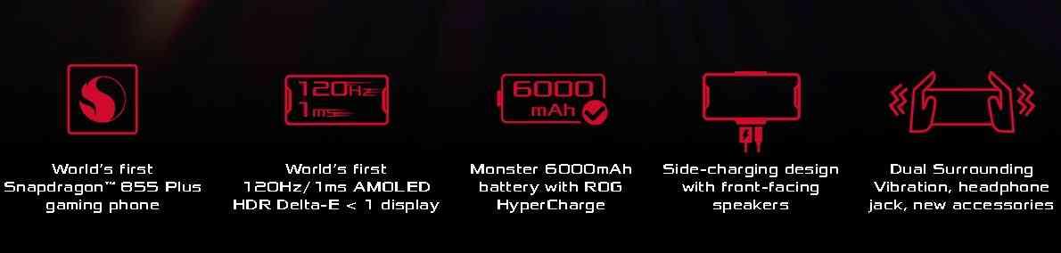 Spesifikasi Hp Asus Rog Phone 2