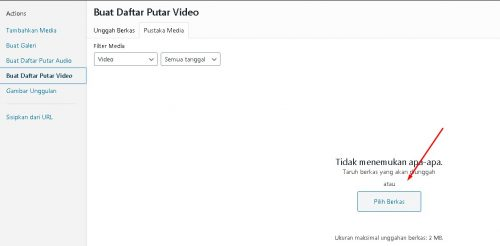 Berbagai Cara Memasukan Video Youtube Ke Artikel Wordpress
