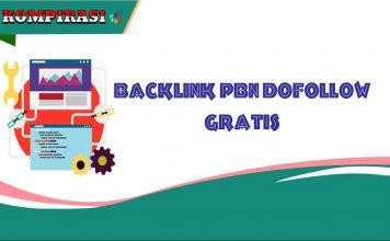Daftar Backlink PBN Dofollow Gratis