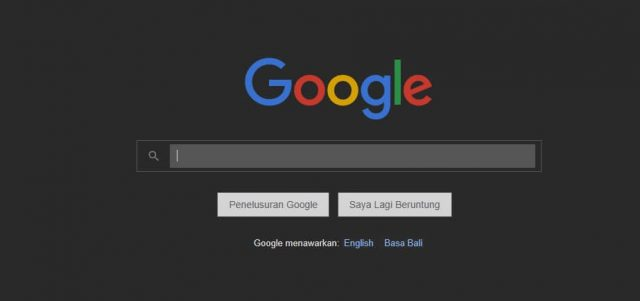 Cara Aktifkan Dark Mode Di Google Chrome Pc
