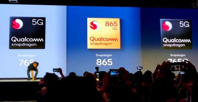 Qualcomm Luncurkan Snapdragon 865+ 5G