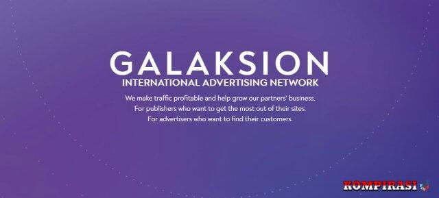 Review Galaksion: Iklan CPM Dengan Bayaran Termahal Untuk Publisher Indonesia (Blogger Wajib Coba)